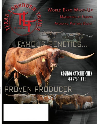 95b8baa4 August 2018 Trails Magazine by Texas Longhorn Trails Magazine - issuu