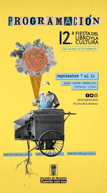 Programación 12ª Fiesta del Libro y la Cultura by Eventos del Libro ...