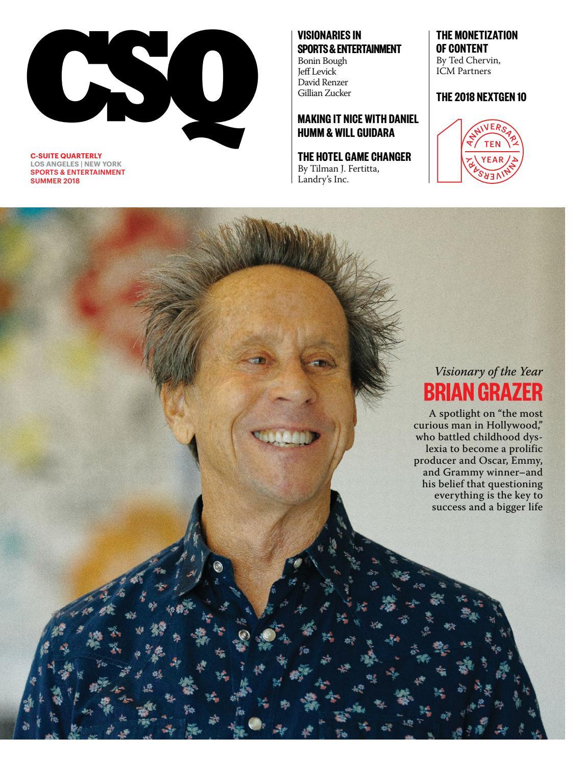 9322edda4 C-Suite Quarterly by CSQ Magazine - issuu