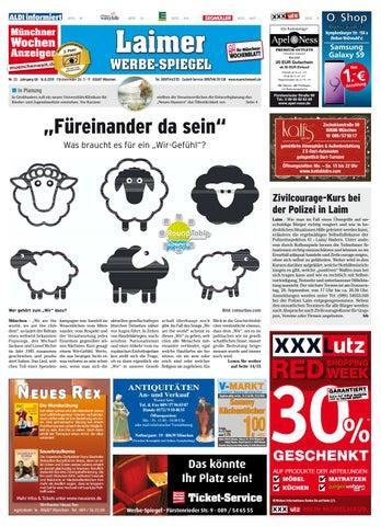 KW 33 2018 By Wochenanzeiger Medien GmbH   Issuu