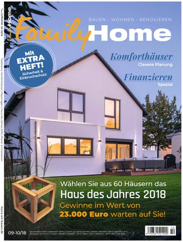 Familyhome 9 10 2018 By Family Home Verlag Gmbh Issuu