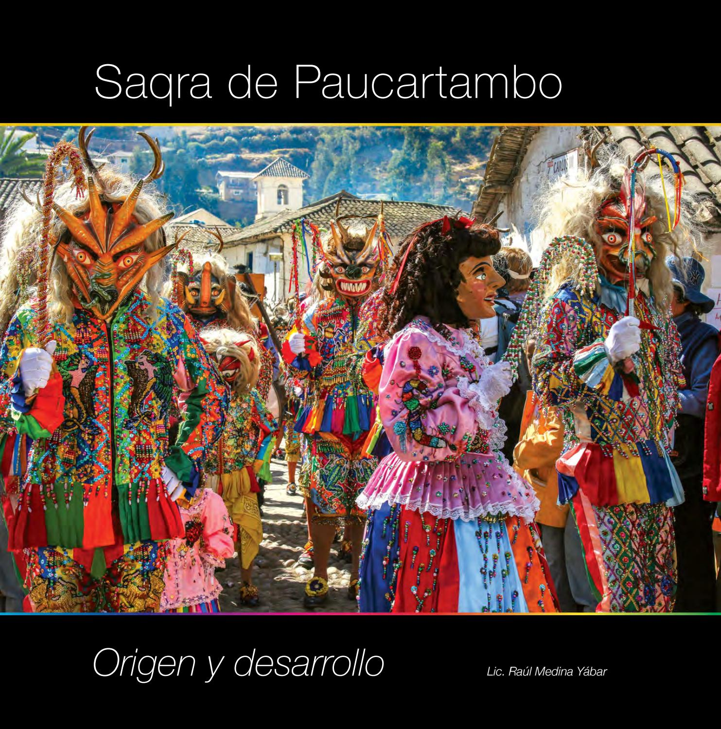Saqra de Paucartambo by Raul Medina Yabar - issuu