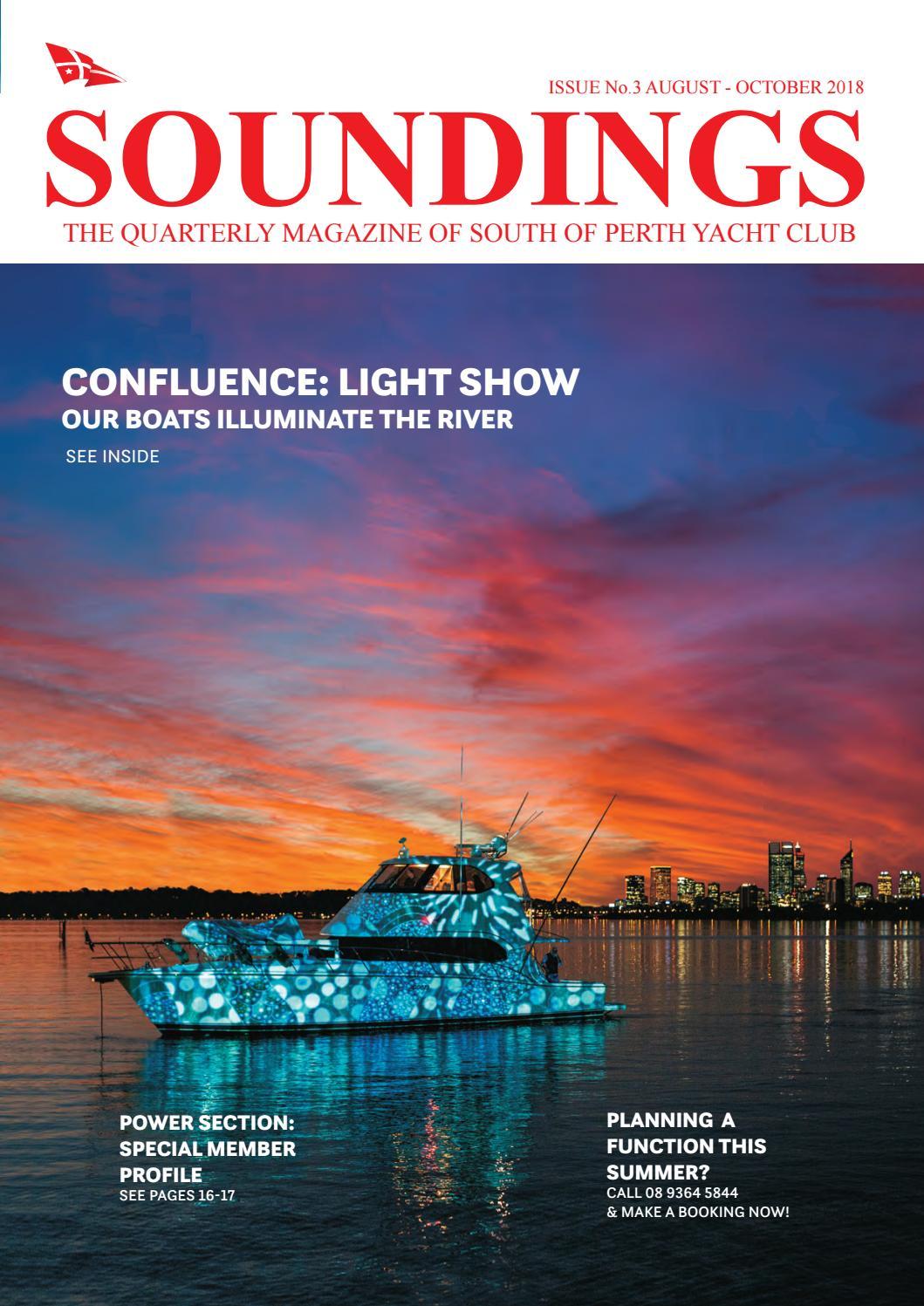 Sound of Perth Yacht Club Soundings Magazine by sopyc0 - issuu