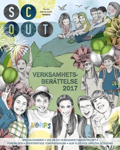 8402001a9c1e Scouternas verksamhetsberättelse 2017 by Scouterna - issuu