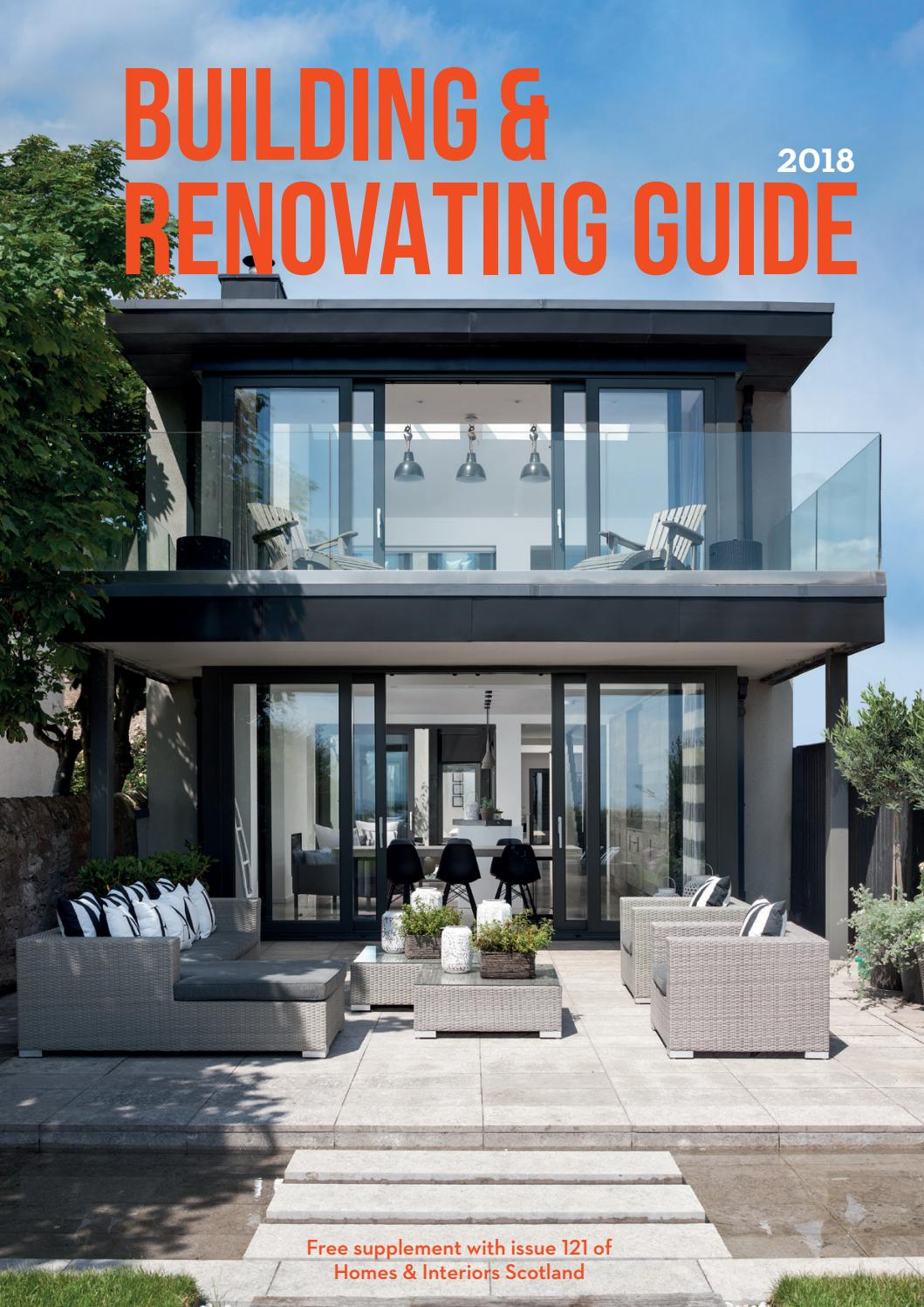 Building & Renovating Guide 2018 by Peebles Media Group - issuu