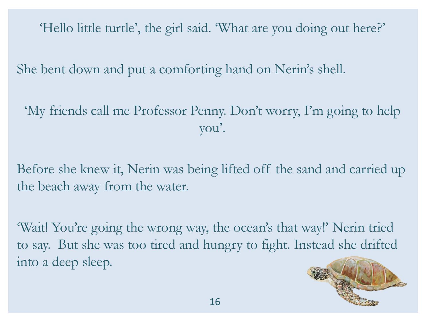 The Tale Of The Turtle And The Plastic Jellyfish Sarah Nelms By University Of Exeter Issuu