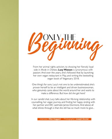 Page 19 of Only the Beginning