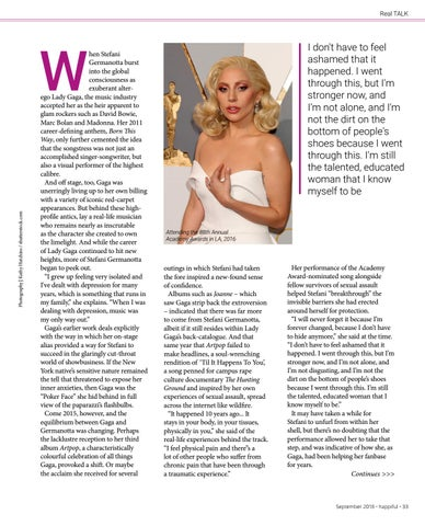 Page 33 of Leaving Lady Gaga