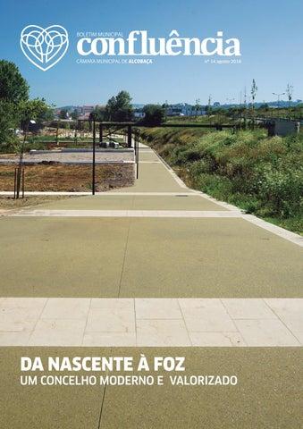 0ba9c929d1 Confluência nº 14 - Agosto 2018 by Câmara Municipal de Alcobaça - issuu