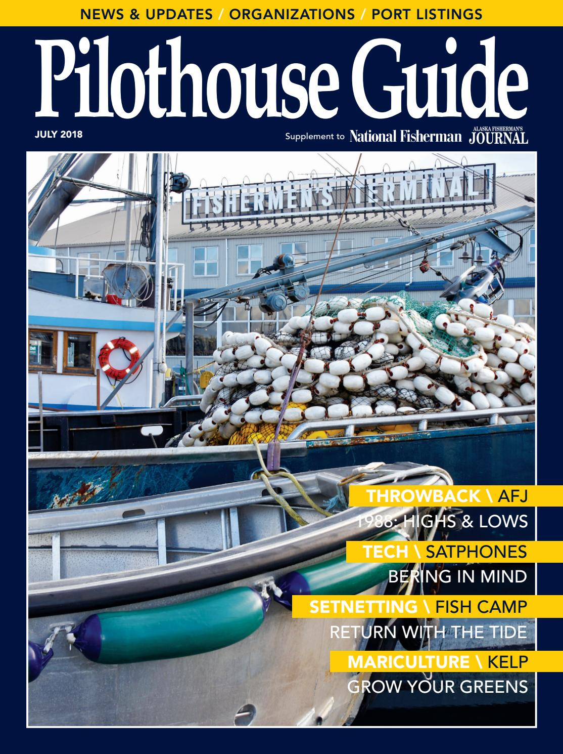 Pilothouse Guide 2018 By National Fisherman Issuu