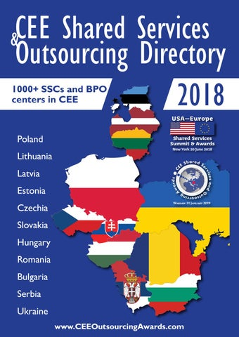 CEE Shared Services Directory by BiznesPolska/CEE Business Media - issuu