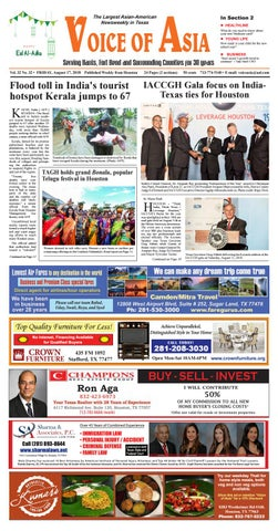 Voice Of Asia E Paper August 17 2018 By Voiceof Asia Issuu