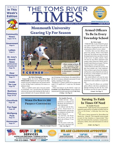 11230ded7 2018-08-18 - The Toms River Times by Micromedia Publications Jersey ...