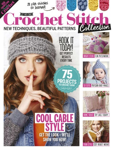 Crochet Stitch Collection By Maika Sadith Issuu