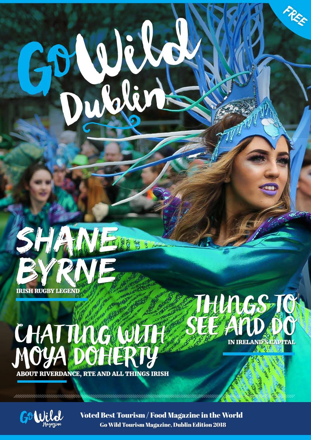 Go Wild | Dublin / Summer-Autumn 2018 by Go Wild Magazine - issuu