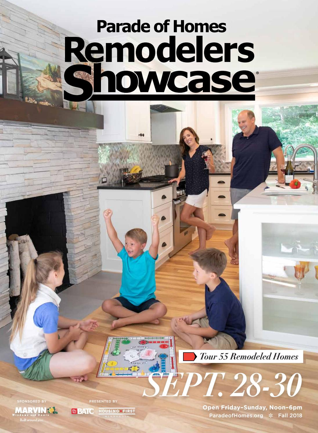 2018 Fall Parade Of Homes Remodelers Showcase Guidebook By Batc Attic Fans To Vent Or Not Green Dc Daily Housing First Minnesota Issuu