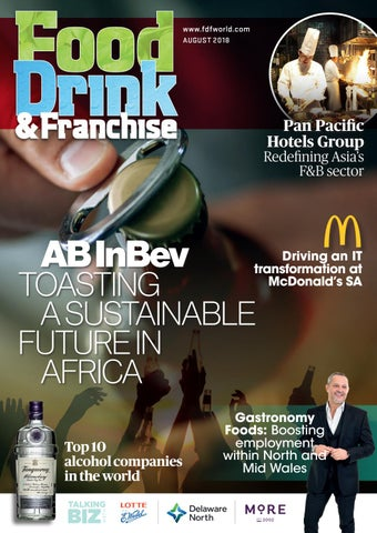 August 2018 Magazine Edition | FDF World