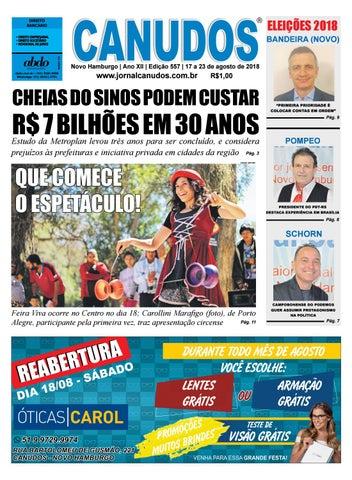 Jornal Canudos - Edição 557 by Jornal Canudos - Comercial - issuu 93b1a5d4c9