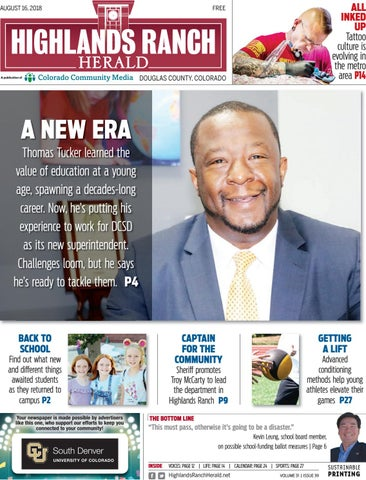 Highlands Ranch Herald 0816 by Colorado Community Media - issuu