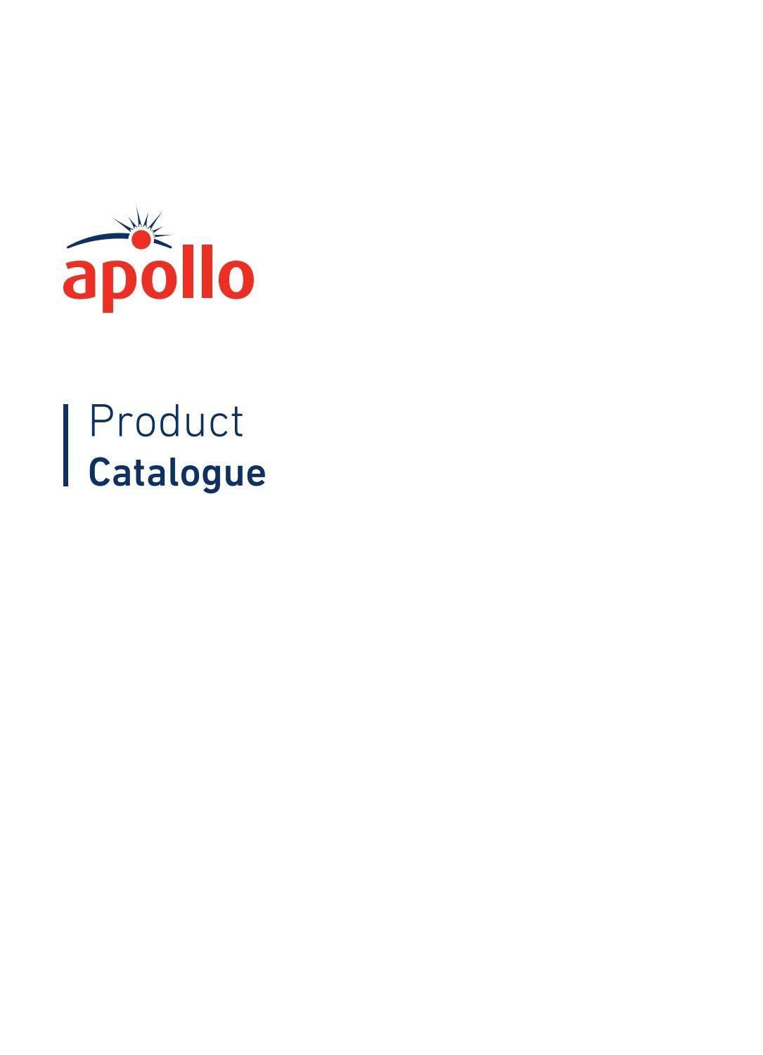 Brochure De Productos Apollo By Out Fire S A Issuu