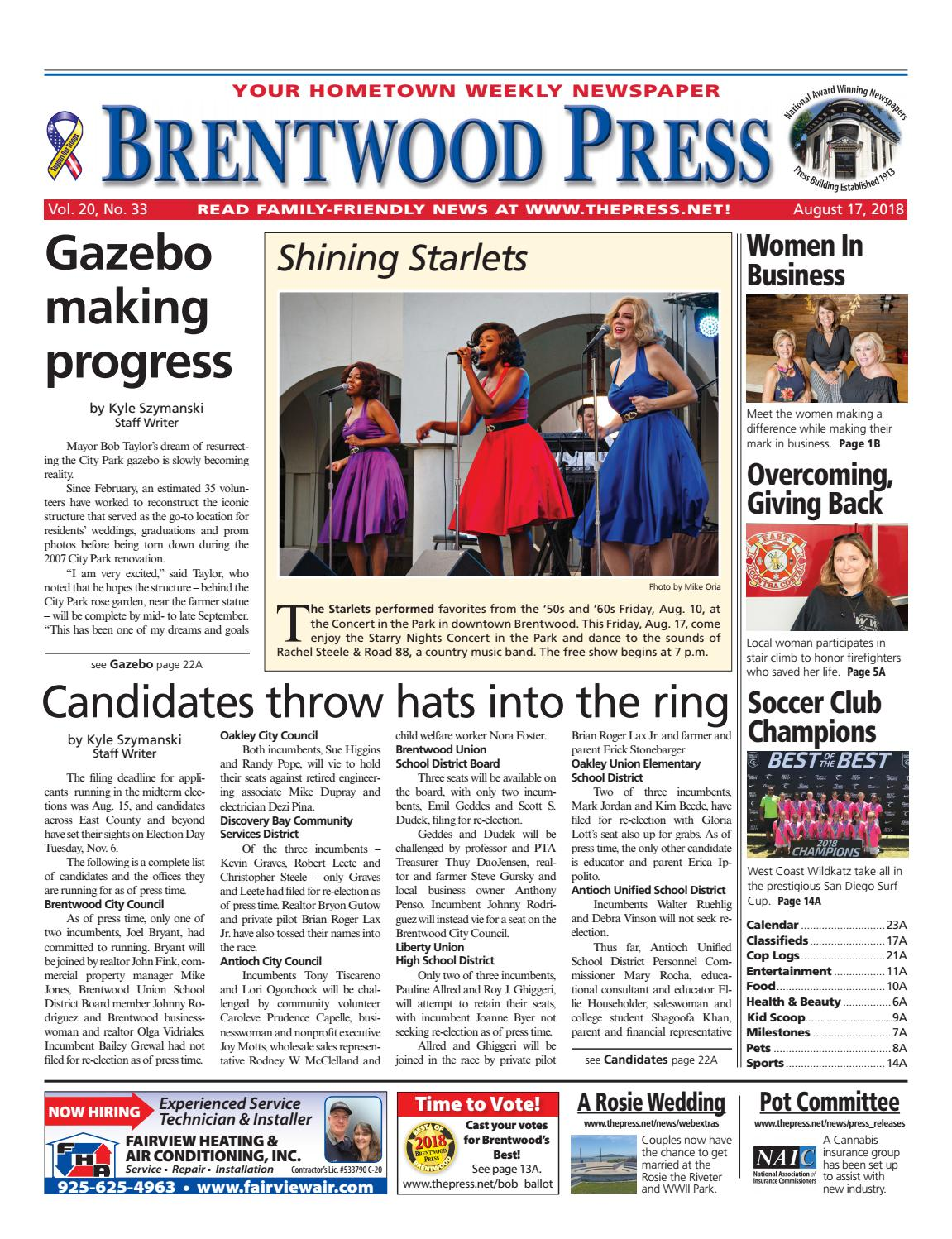 Brentwood Press 08.17.18 by Brentwood Press   Publishing - issuu ffa316c4d