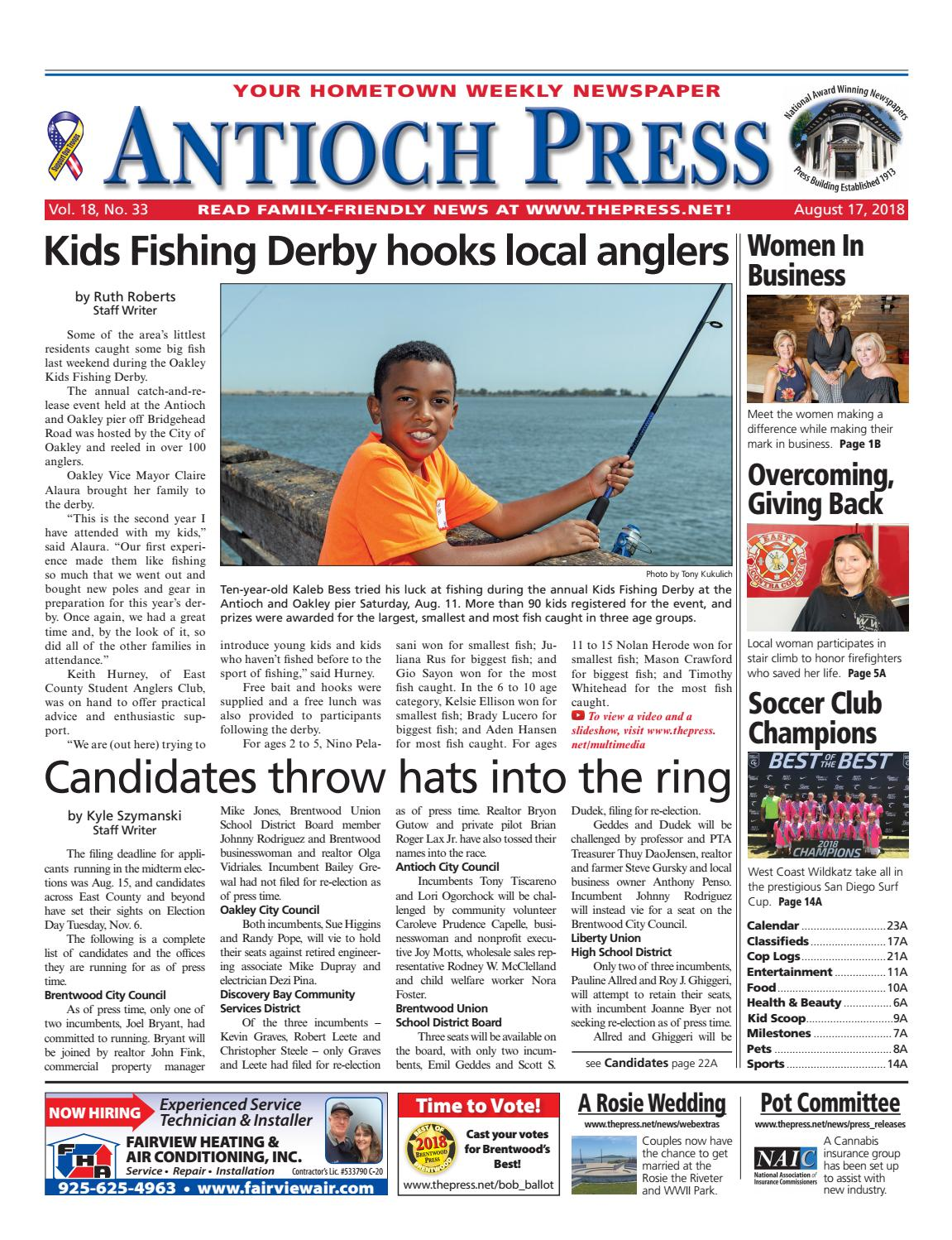a60d0194695 Antioch Press 08.17.18 by Brentwood Press   Publishing - issuu