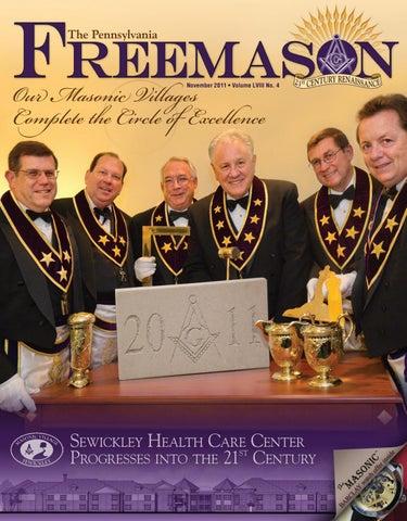 Freemason - November 2011 by Masonic Villages - issuu