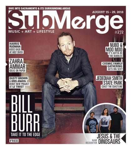 d1f3fc67264 Submerge Magazine  Issue 272 (August 15 - August 29