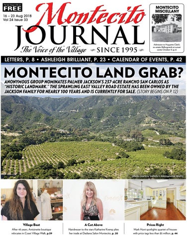 6a7f193e24 Montecito Land Grab  by Montecito Journal - issuu
