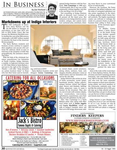 Montecito Land Grab? by Montecito Journal - issuu