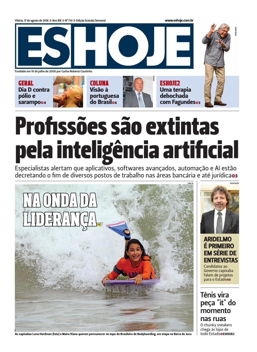 0e39e5473 Jornal ESHOJE_710 by Jornal ESHOJE - issuu