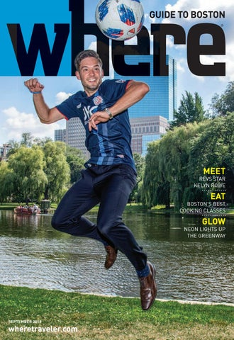 Where Magazine Boston Sep 2018 by Morris Media Network - issuu