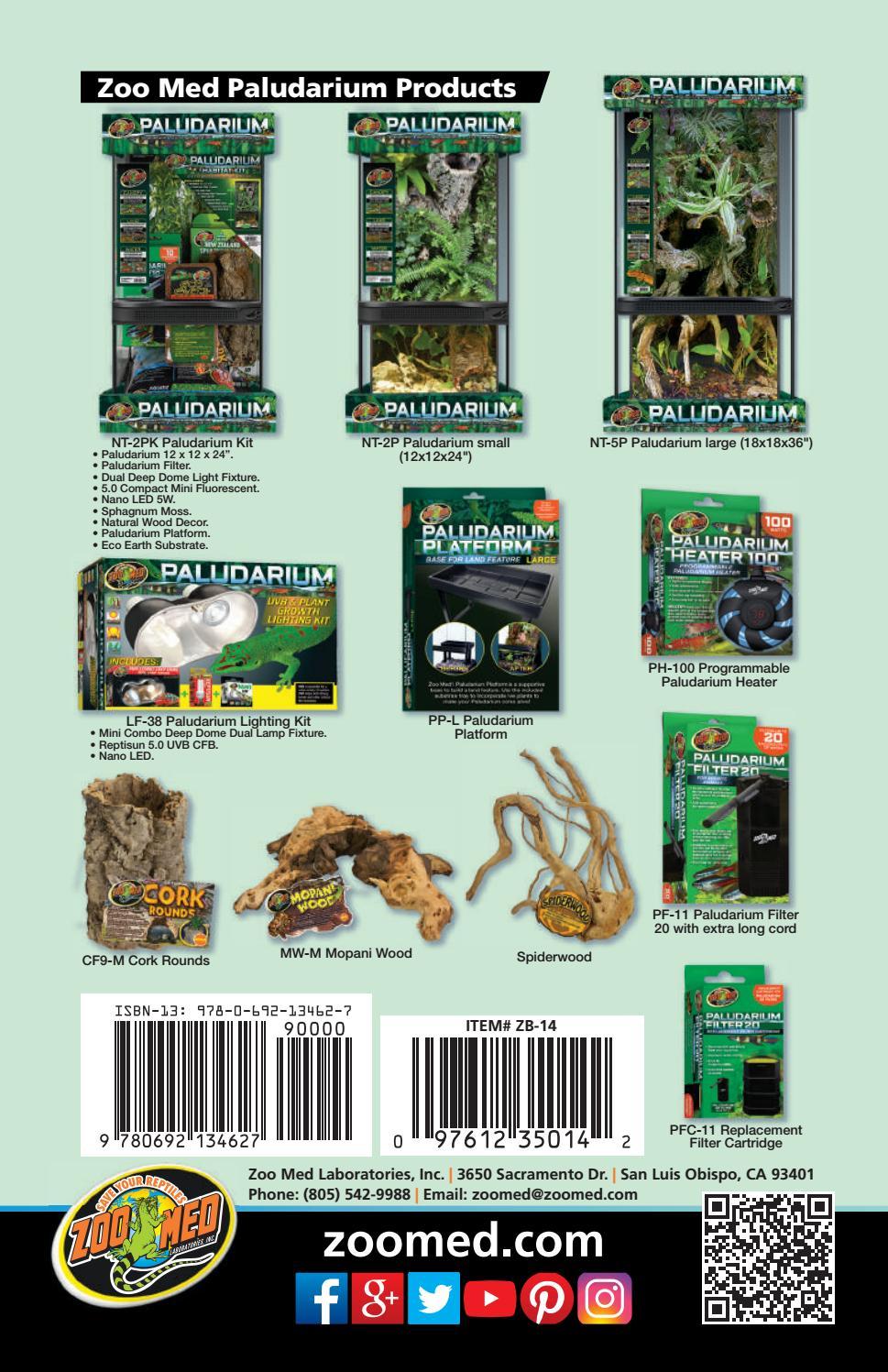 Paludarium Book By Zoo Med Labs Issuu