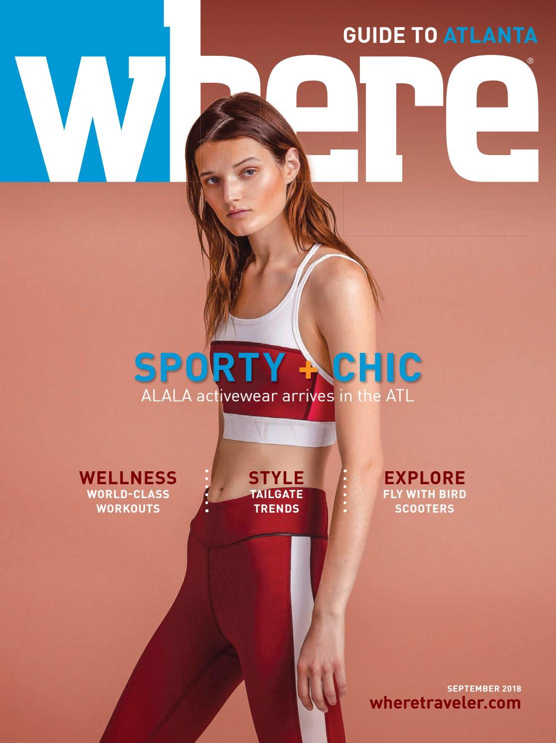 857e94682 Where Magazine Atlanta Sep 2018 by Morris Media Network - issuu