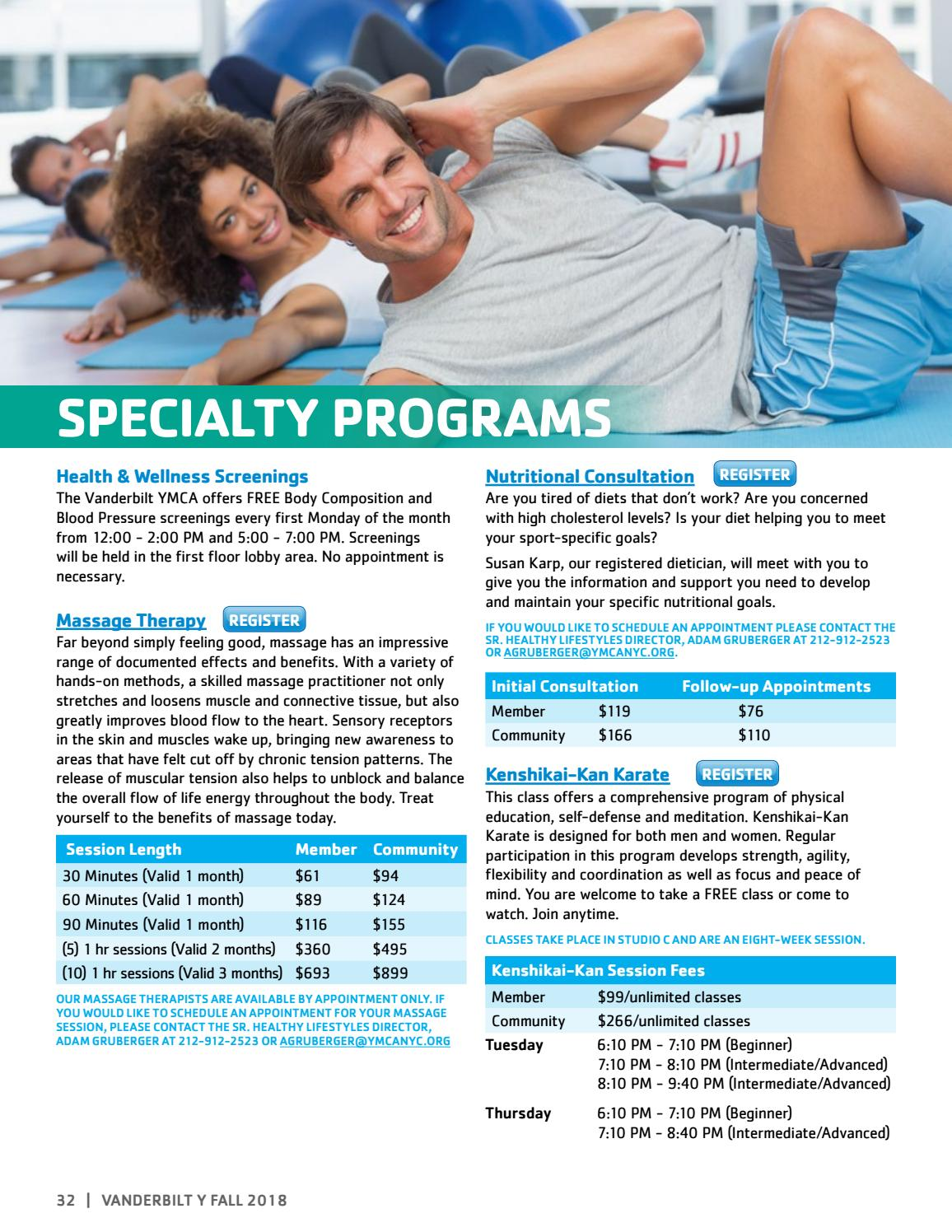 vanderbilt pg fall 2018 by new york city's ymca - issuu
