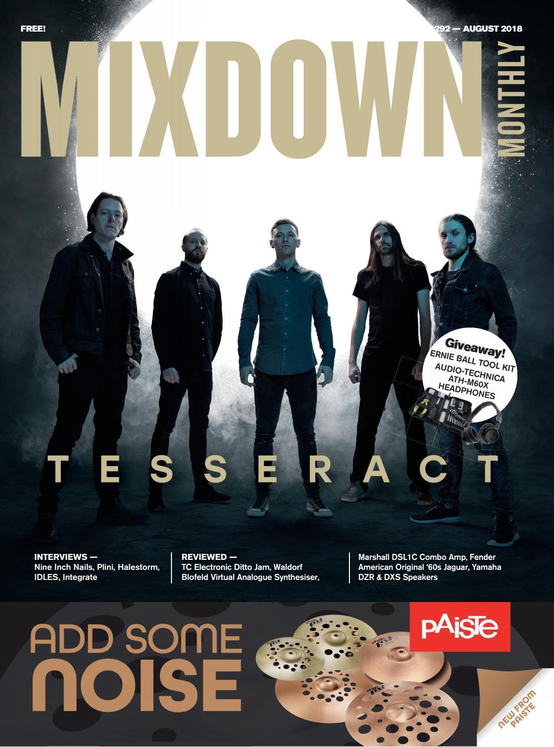 5ca4f697f7 Mixdown Magazine 292 by Furst Media - issuu