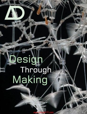 Design Through Making by Aung Myat Kyaw - issuu
