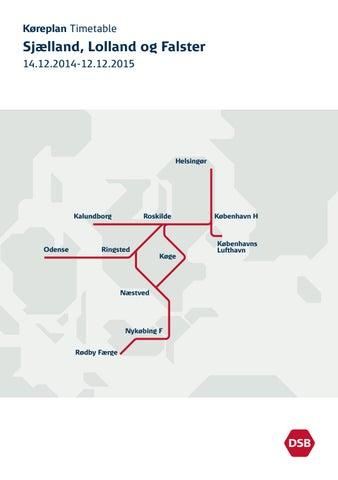 københavn lund køreplan