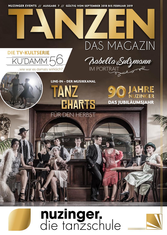 TANZEN - Das Magazin \'Nuzinger Die Tanzschule\' *Ausgabe 7* by ...