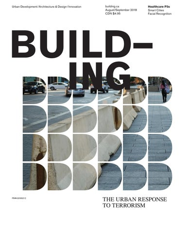 Building August September 2018