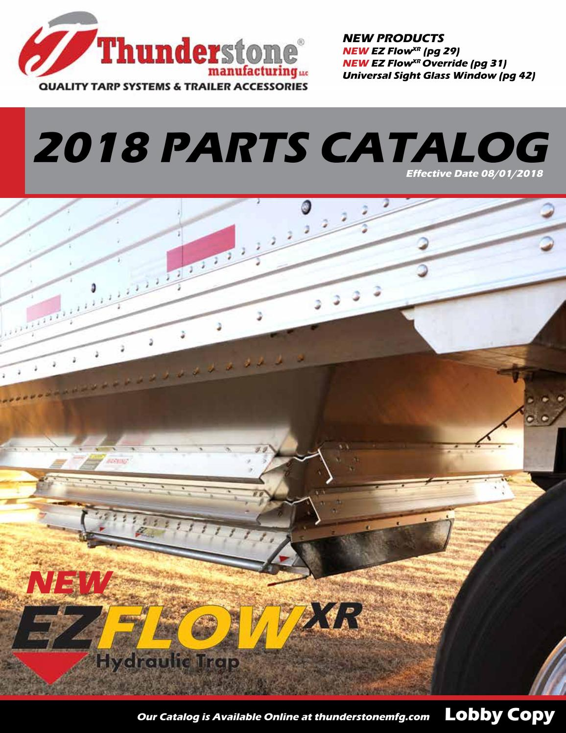 Thunderstone Manufacturing 2018 Parts Catalog 2nd Edition By Timpte Wilson Hopper Bottom Trailer Wiring Diagrams Inc Issuu