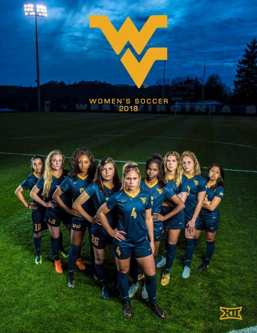 2018 wvu women s soccer guide by joe swan issuu rh issuu com