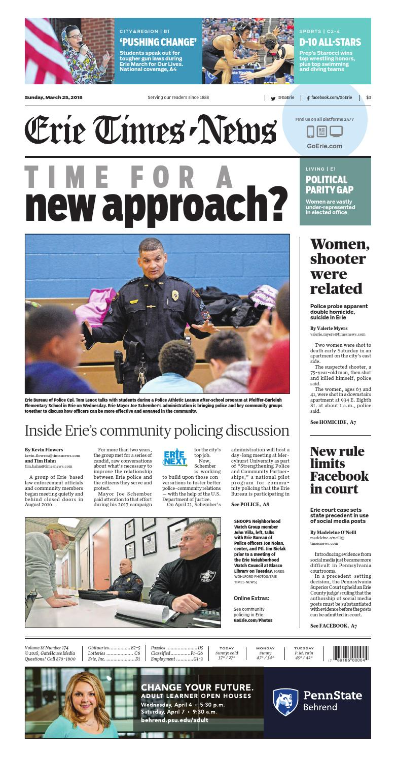 Erie Times-News by ErieTimesNews - issuu