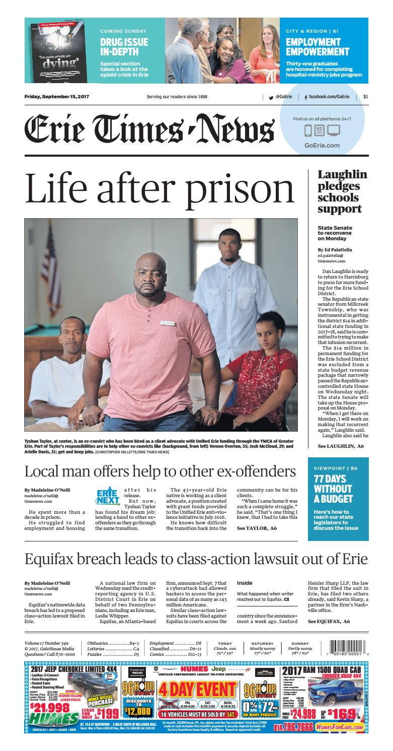 Erie Times-News by ErieTimesNews - issuu