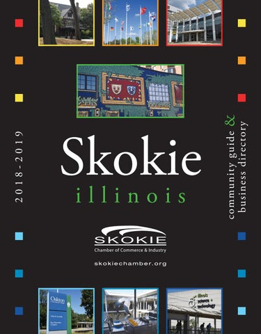 Skokie IL Community Guide - Town Square Publications