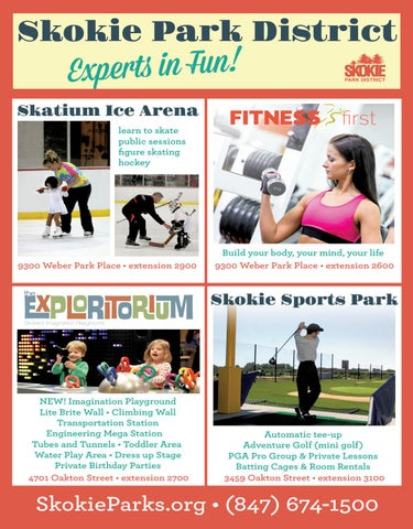 Skokie IL Community Guide 2018 by Town Square Publications