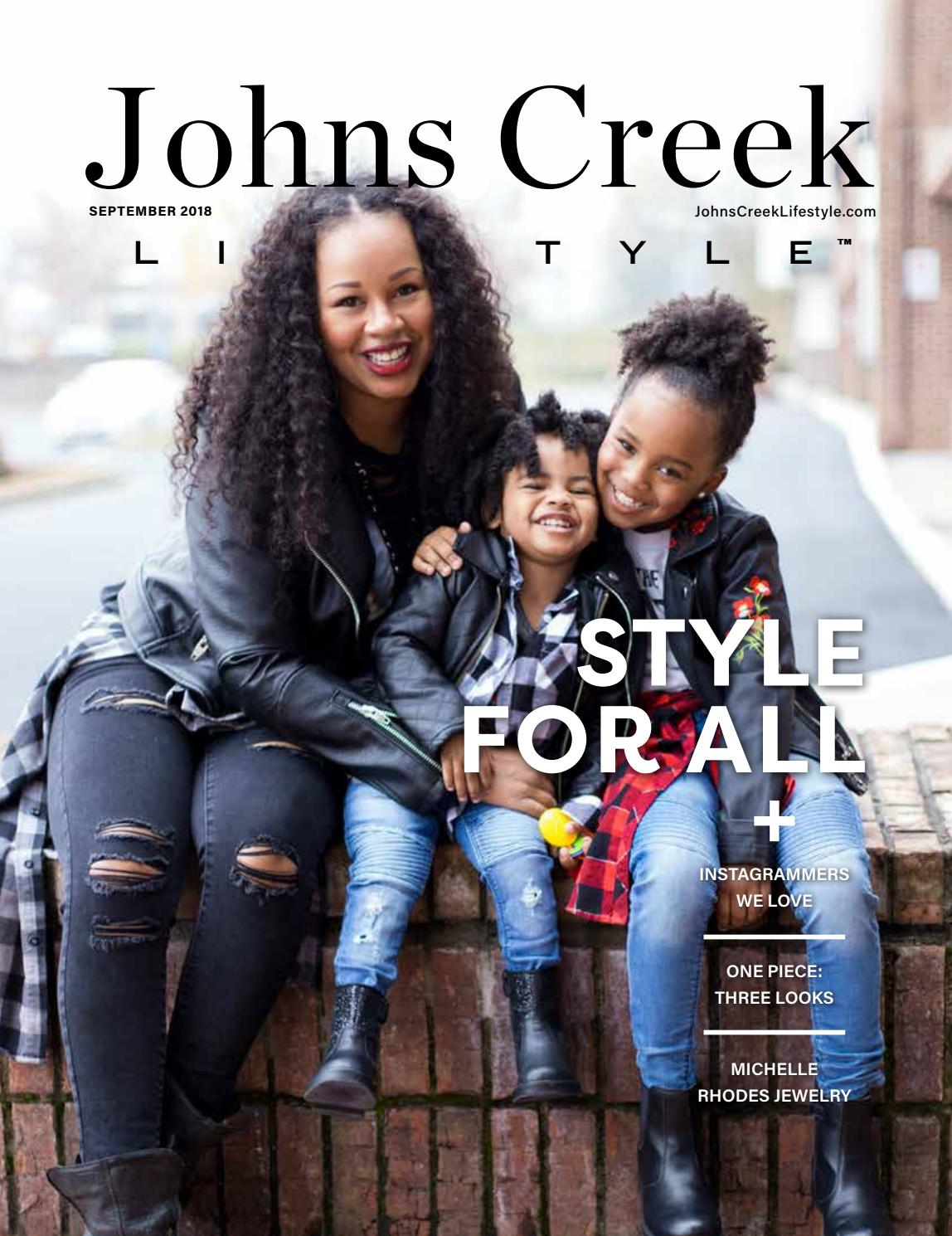 Johns Creek, GA September 2018 by Lifestyle Publications - issuu