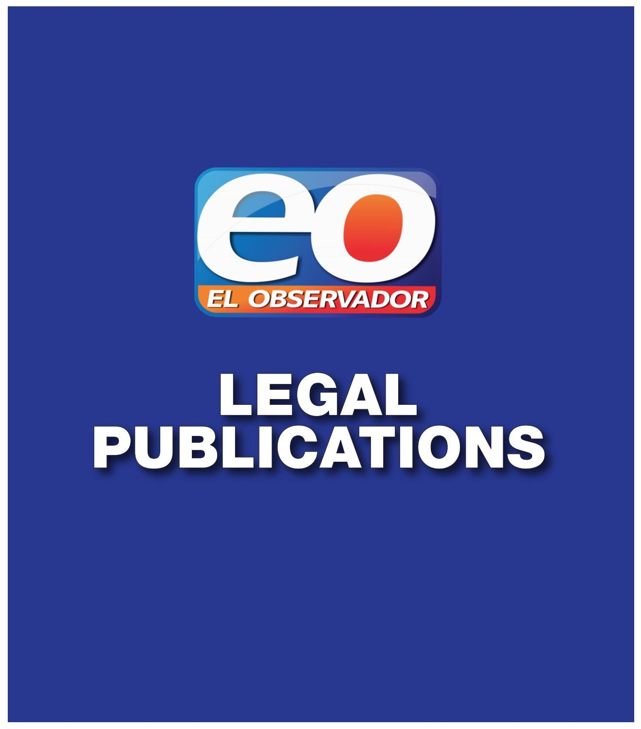 Legal Notices 8 17 By Angelica Rossi Issuu