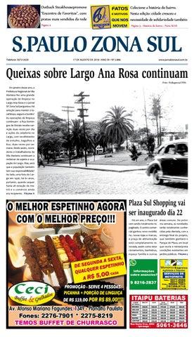 d05bc2cd7 17 de agosto de 2018 - Jornal São Paulo Zona Sul by Jornal Zona Sul ...