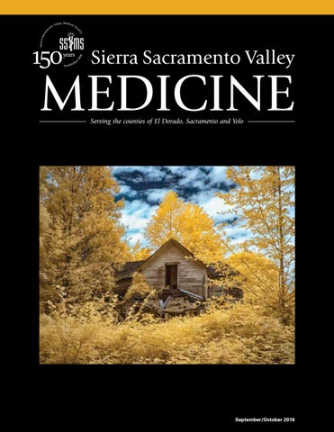 2018-Sept/Oct - SSV Medicine by Sierra Sacramento Valley
